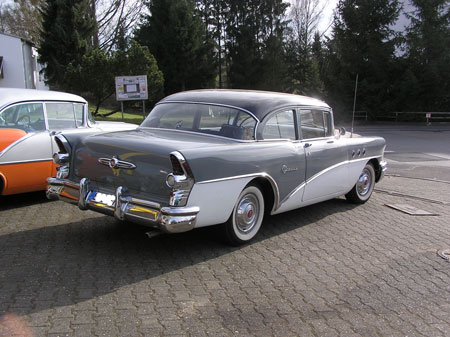 Buick Special Heck
