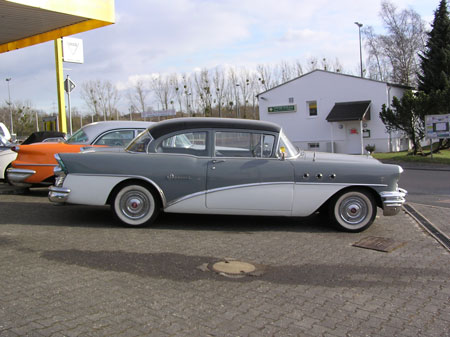 Buick Special Seite