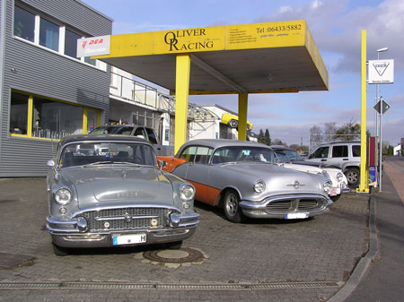 Buick Special mit Oldsmobile 88