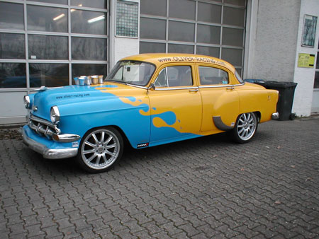 Chevrolet Bel Air Serie 2400C